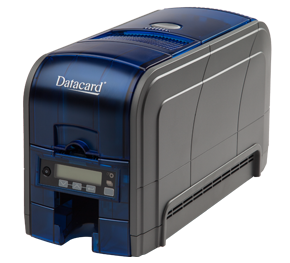 SD160 card printer