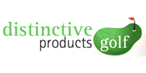 logo distinctive products golf